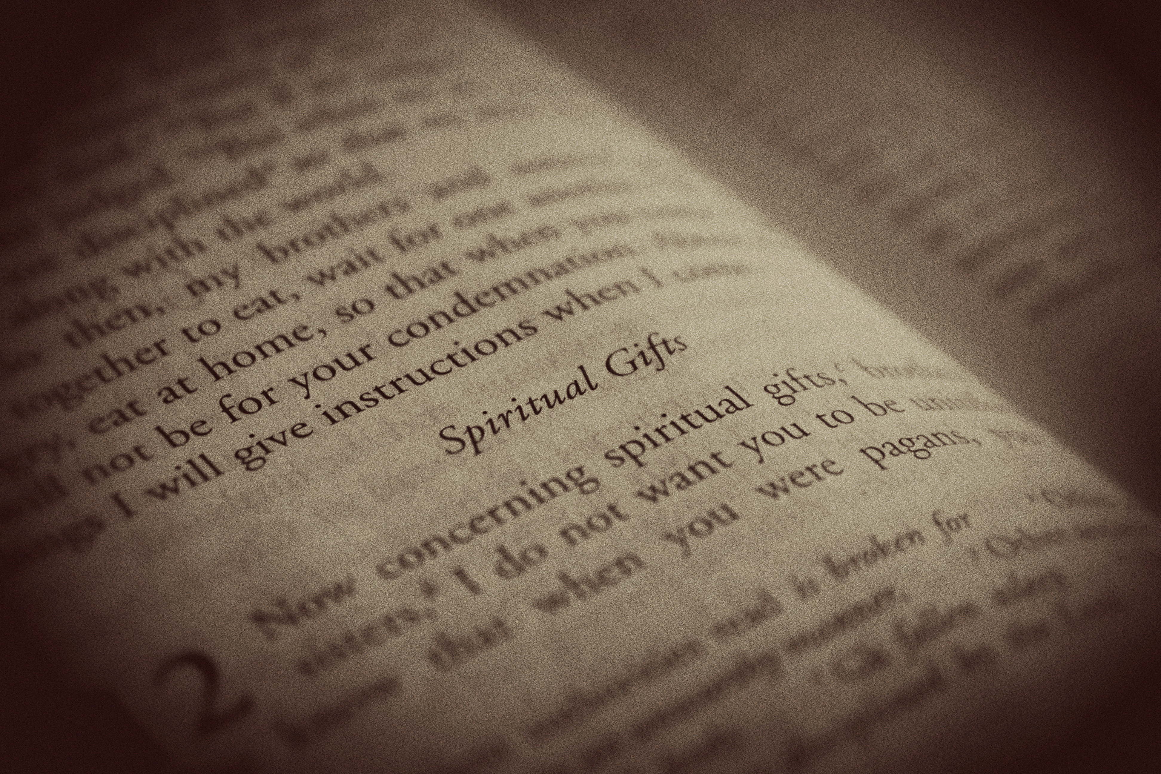 how to use my spiritual gift of faith